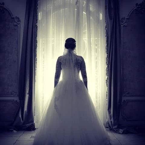 طراحی باغ عروس
