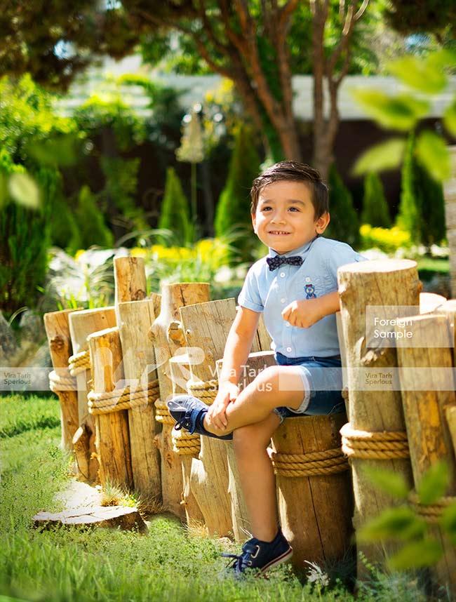 طراحی آتلیه عکاسی کودک