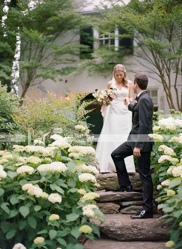 فضای سبز تالار عروسی